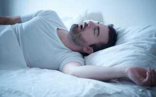 Механизм развития, симптомы и лечение Апноэ сна