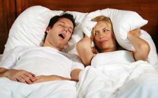 В чем причина и как бороться с храпом во сне у мужчин