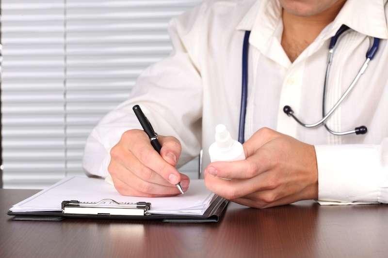 Доктора назначают антибактериальную терапию