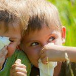Исключить аллергены