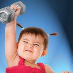 Избегать сильных физических тренировок