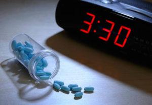 Отказаться от приёма снотворных