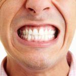 Скрежетании зубов