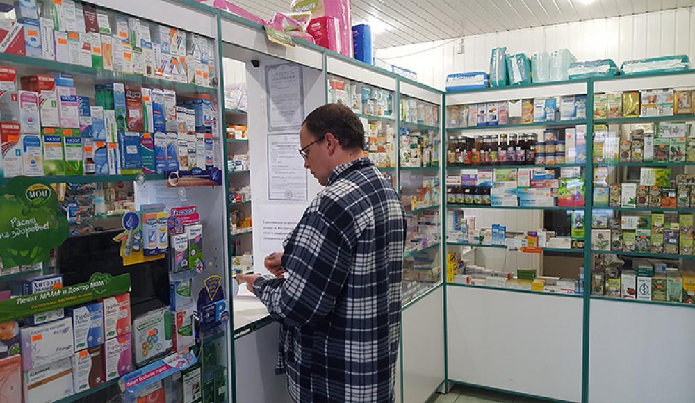 В аптеке цена готовой капы