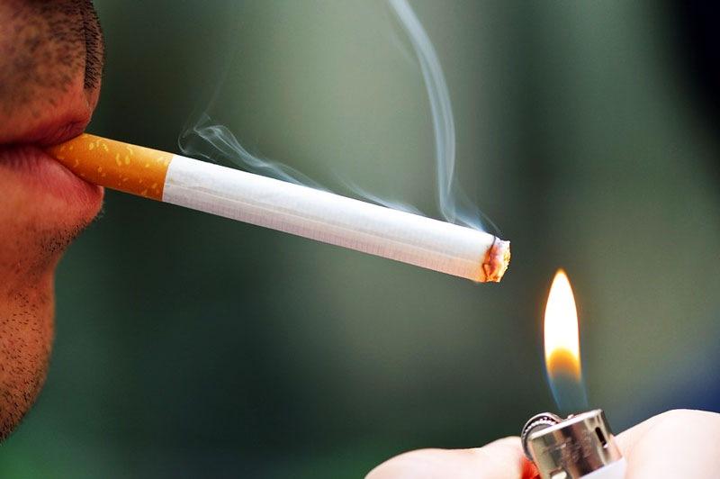 Злоупотребления курением